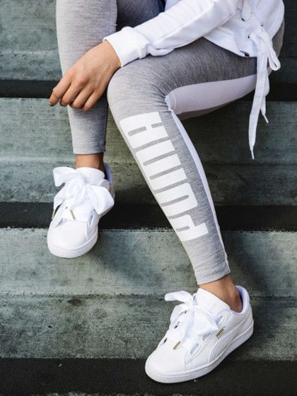 Diese Sneaker sind zu cool, um wahr zu sein. Wir stellen euch die neuen Puma Basket Heart vor.