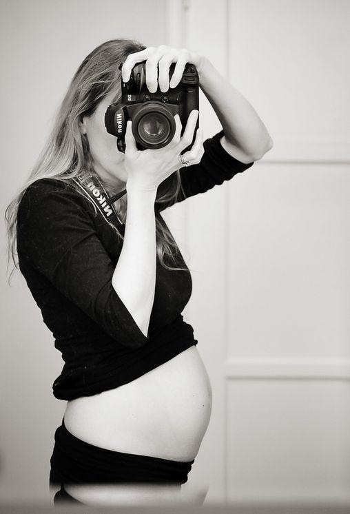 Zwangerschap tweeling Rachel Devine-10