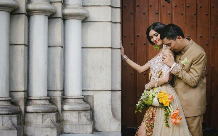 The Fragrance of Archipelago Pernikahan Berkonsep Beragam Budaya