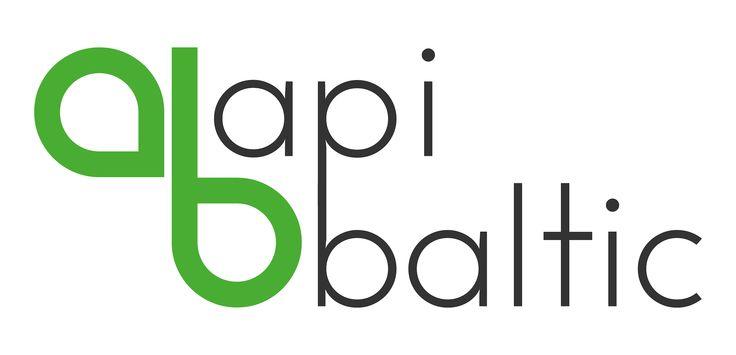 Api Baltic è una società con sede a Tallin, in Estonia, si occupa di servizi finanziari nel baltico, figlia di un più ampio gruppo richiama nel suo branding il concetto del tempo come una clessidra che porta stabilità economica e affidabilità granello dopo granello
