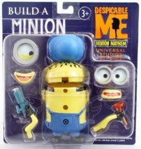 Despicable Me Build a Minion Set