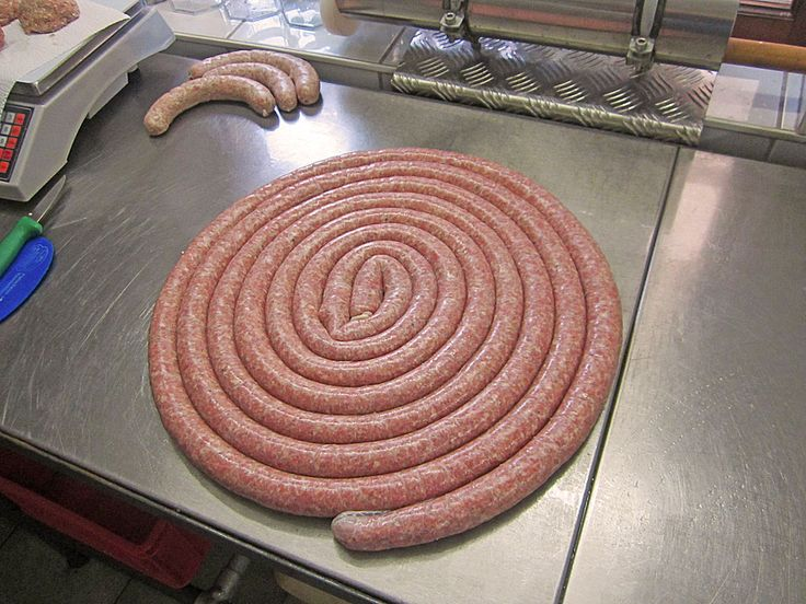 DIY German Thūringer Style Bratwurst Sausage Recipe - Rostbratwurst Thüringer Art  | Chefkoch.de - this link to the English translation of this German post