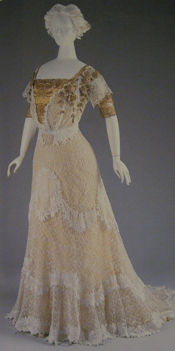 Vintage Wedding Dresses Cincinnati : Cincinnati museum of art seamstress collection