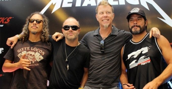 "Revelado el primer tráiler de ""Trought the Never"", película de Metallica"