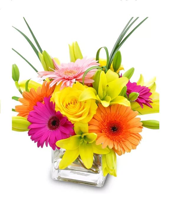Bright And Stunning Flower Delivery Flowers Delivered Same Day Flower Delivery