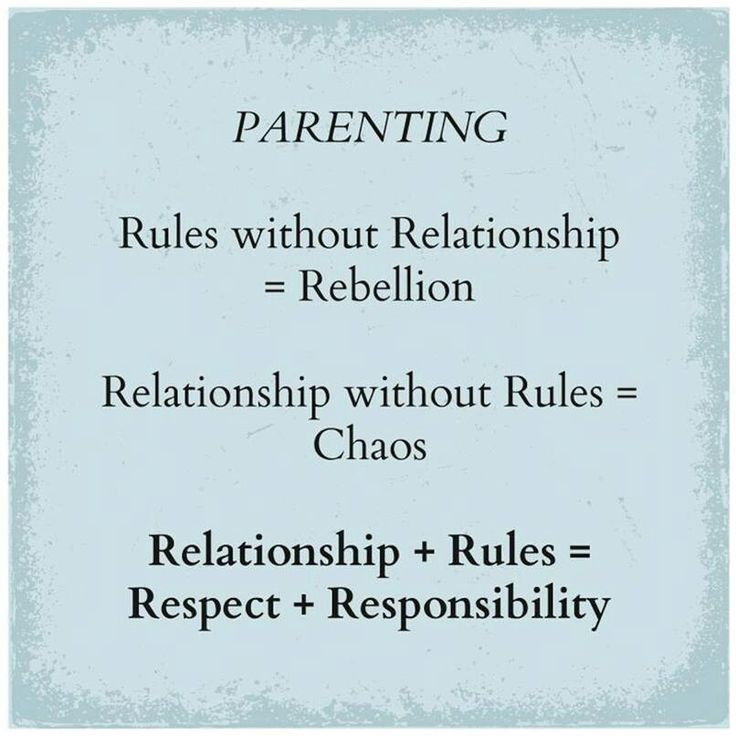 Indispensable Kid Rules Every Parent Should Follow Healthy Parenting - both you and your child win!