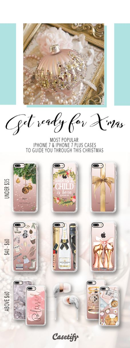 Most Popular Gifts This Christmas Part - 33: Most Popular Gifts Guides For IPhone 7 Cases U0026 IPhone 7 Plus Cases For This  Christmas