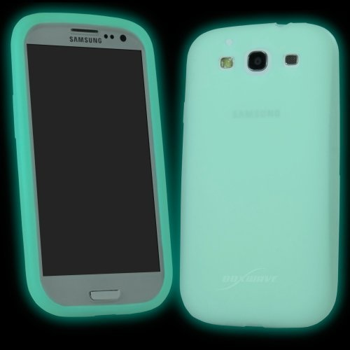 BoxWave Samsung Galaxy S3 i9300 Active Glow Case - Low-Profile Glow in the Dark Skin Case for the Samsung Galaxy S3 - Galaxy S3 Cases and Covers by BoxWave, http://www.amazon.com/dp/B008G5GR3U/ref=cm_sw_r_pi_dp_XC3xqb1JHG3AC