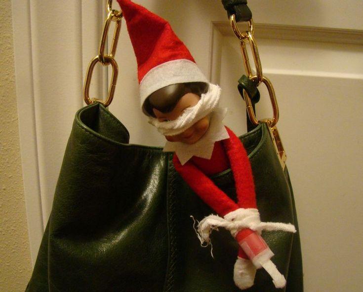 113 besten Cmas/elf on a shelf Bilder auf Pinterest | Weihnachten ...