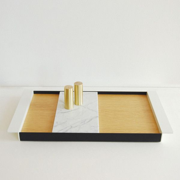 Perimeter Tray by Leibal