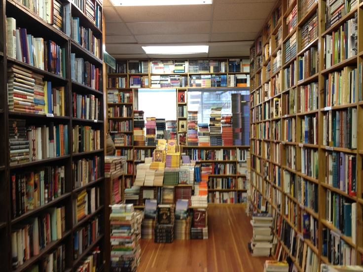 Books and Books and More Books