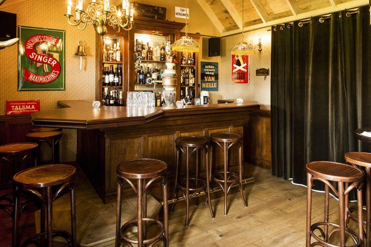 Jordaans Café | Amsterdamse kroeg | Horeca Interieur - Gerealiseerde Projecten - Sijf & Dax