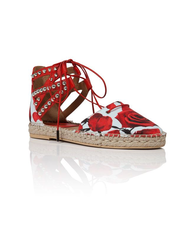 "espadrilla ""kings and queens"" 