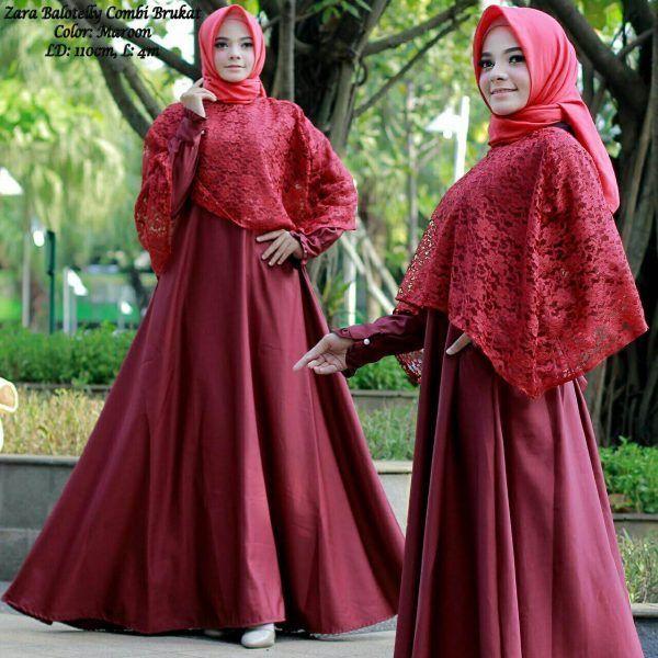 Model Baju Gamis Orang Dewasa Model Wanita Baju Muslim