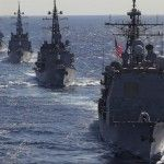 Chinese Naval Vessel Tries to Force U.S. Warship to Stop in International Waters