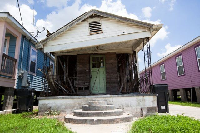 Nueva Orleans 5 años después del huracán Katrina