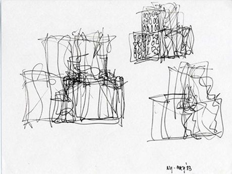 250 Best Architectural Sketches Models Images On Pinterest