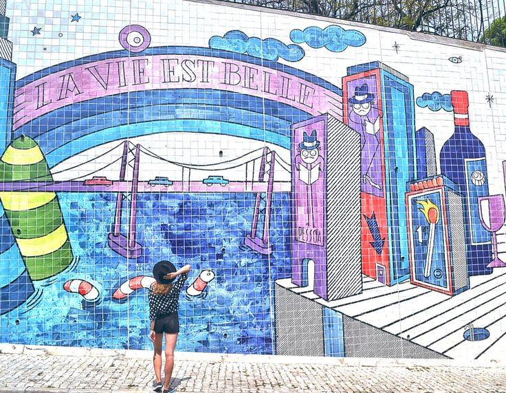 WHERE TO TAKE THE PERFECT INSTAGRAM PHOTOS IN LISBON