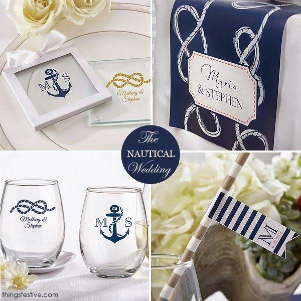 Anchor Wedding Ideas: 1000+ Images About Nautical Wedding Ideas On Pinterest