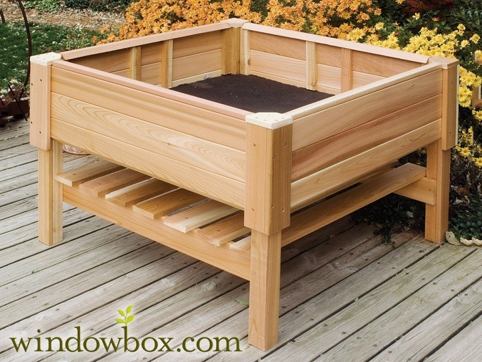 17 Best Images About Raised Bed Gardens Amp Benches On