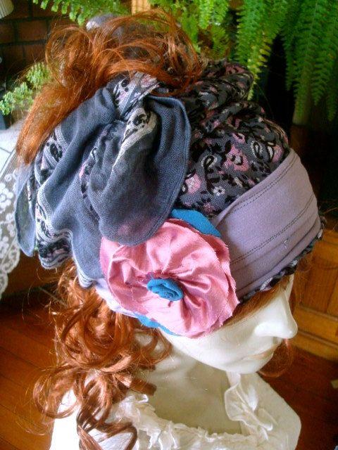 Headwrap chemo hat headscarf womens bohemian by GypsyLoveHeadbands