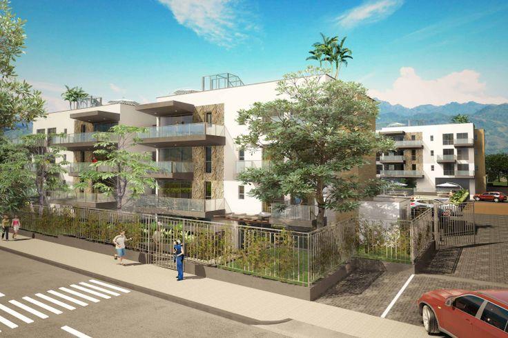 Nuevo proyecto de vivienda en Cali, Colombia.