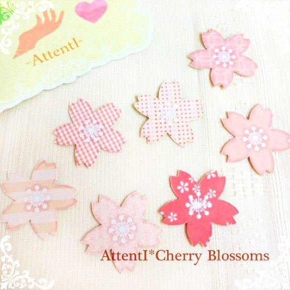 優しいピンク色のオリジナル桜シールです。7種類の模様が描かれた桜がそれぞれ5枚ずつの35枚と、ミニサイズの2パターンを作りました。全部で70枚のお得セットにな...|ハンドメイド、手作り、手仕事品の通販・販売・購入ならCreema。