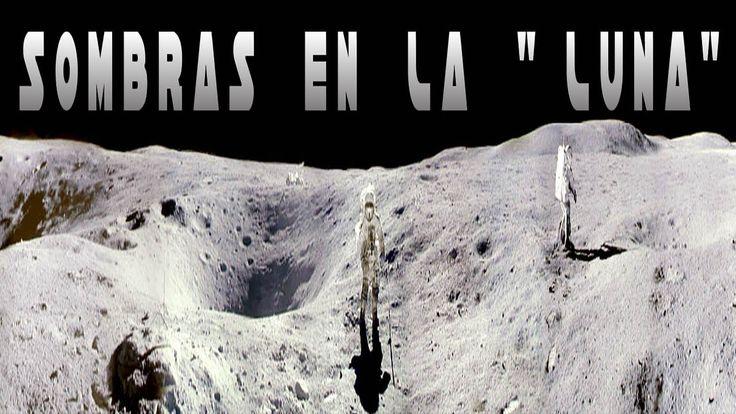 Las Sombras Del Alunizaje Apollo 11 ¡ACLARACIÓN!