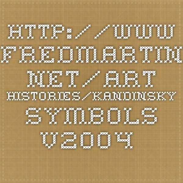 http://www.fredmartin.net/Art-Histories/Kandinsky-symbols-v2004.pdf