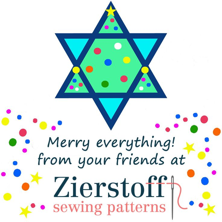 Warmly wishing you and yours a wonderful holiday season. Thank you so much for being a part of our 2016. We look forward to a wonderful 2017 filled with exciting new offerings and lots of creativity shared together. 💖Joanna, Ilka, Julie, & the Zierstoff Elves 🎁