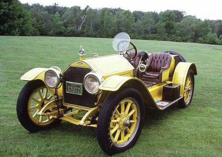 1914 Stutz Bearcat