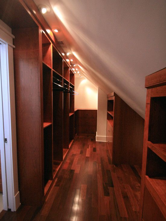 Spaces Slanted Closets Design, Pictures, Remodel, Decor and Ideas - page 2