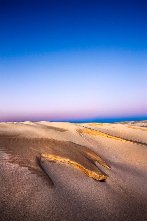 Sand dunes at Lancelin, Western Australia. One of the most beautiful & magical places I've ever been