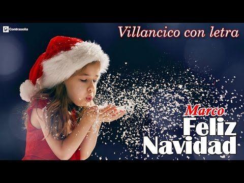 Feliz Navidad letra/ villancicos navideños/Feliz Navidad Bailable/ Jose Feliciano Vs Boney M Version - YouTube