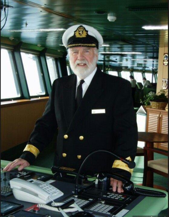 The  captain of TITANIC