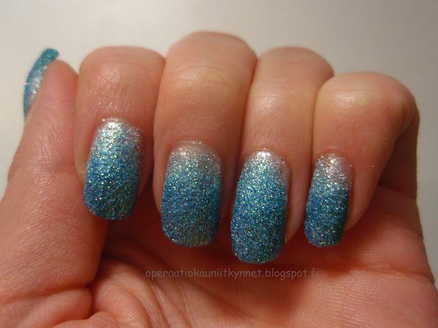 IsaDora Ocean Crush & IsaDora Diamond Crush