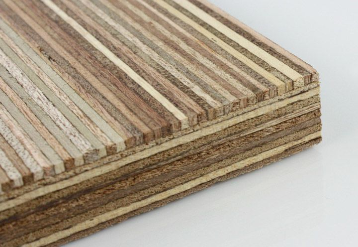 Panel One-sided Meranti by Plexwood » Retail Design Blog