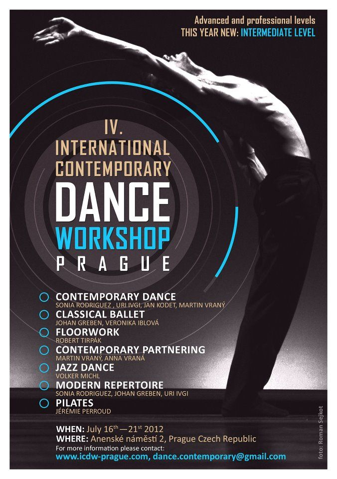 20 best Dance Posters images on Pinterest