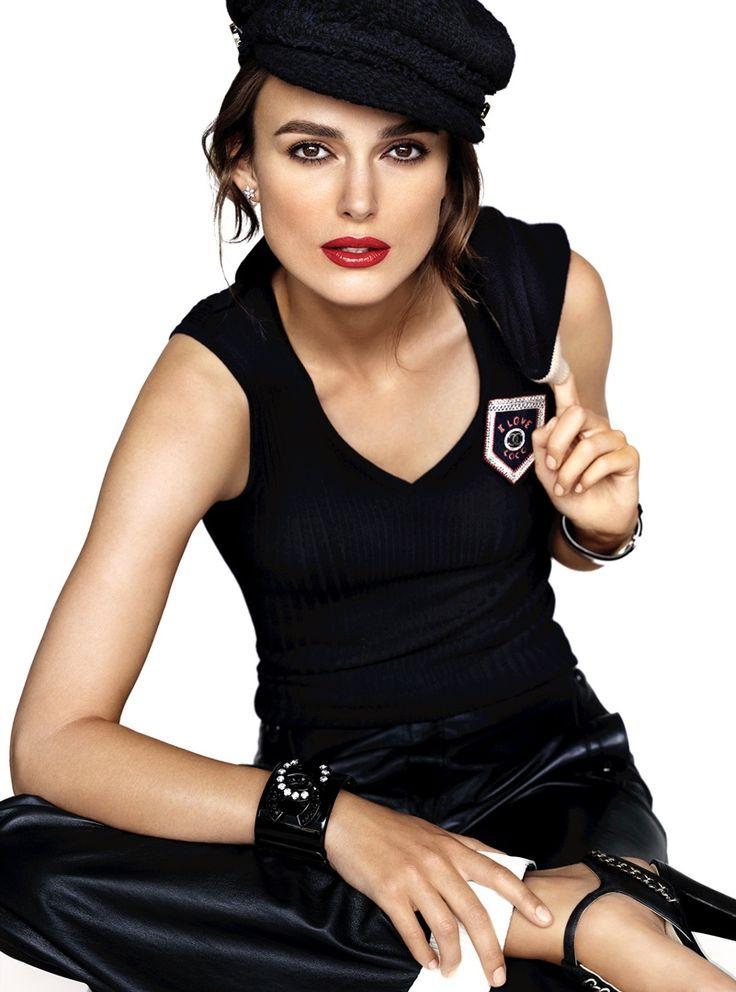 Per la primavera 2015, Chanel presenta il suo nuovo rossetto Rouge Coco con formula interamente rinnovata. La bellissima testimonial è l'attrice inglese Keira Knightley