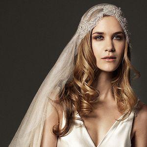 Johanna Johnson ~ Old Hollywood Style, Red Carpet Glamour & Timeless Appeal... - Love My Dress Wedding Blog