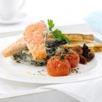 Regal Fresh Cuts Roasted Salmon Breakfast