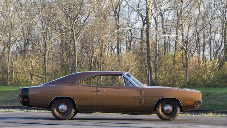 1969 Dodge Hemi Charger 500 - 2