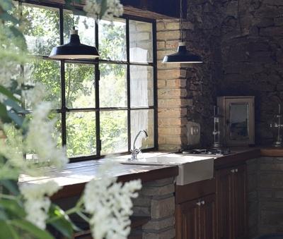 Káli Cottages at Lake Balaton - Outdoor kitchen sink