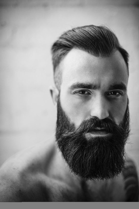 Natural Hair Growth For Beards