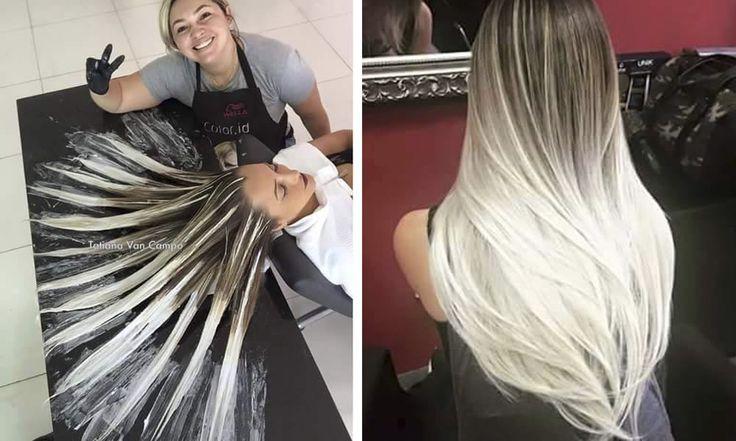 ¿Conoces la última técnica para teñir tu cabello? Está triunfando en todo el mundo