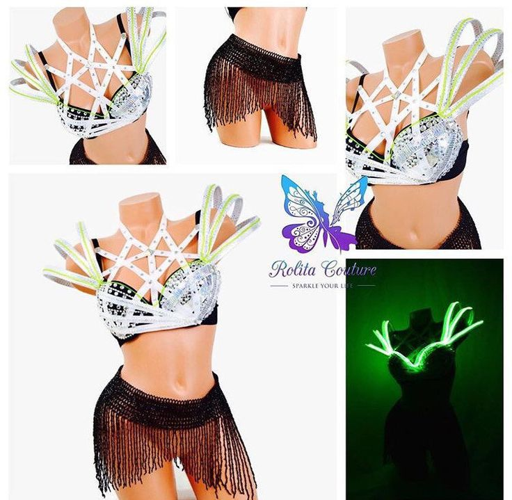 93 best Rave Costumes ~ RC images on Pinterest | Rave costumes ...