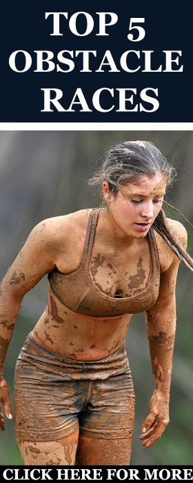 If you are into adventure racing, then here are The 5 Best Obstacle Races In The…