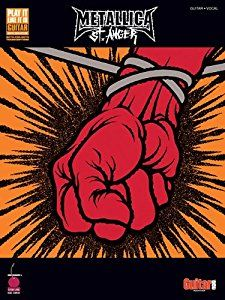 Metallica - St. Anger book by Metallica