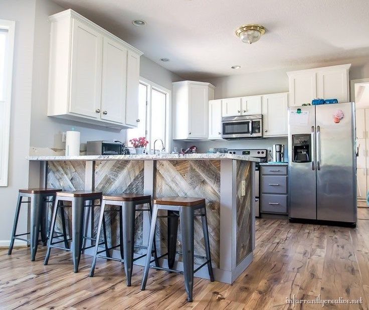 Kitchen Peninsula Ideas: Kitchen Bar Counter, Kitchen Peninsula Diy And