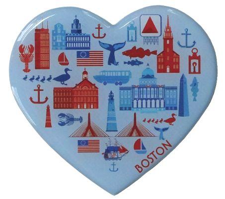 28 best Souvenirs Boston images on Pinterest | Boston, New england ...
